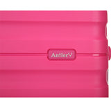 Antler Juno 2 Cabin/Carry On 55cm Pink Hardcase