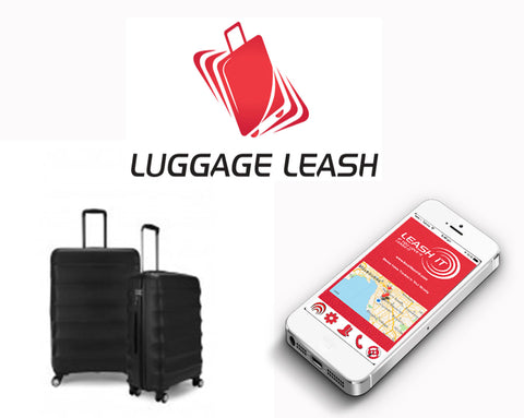 Luggage Leash GPS/ Bluetooth Luggage Tracker