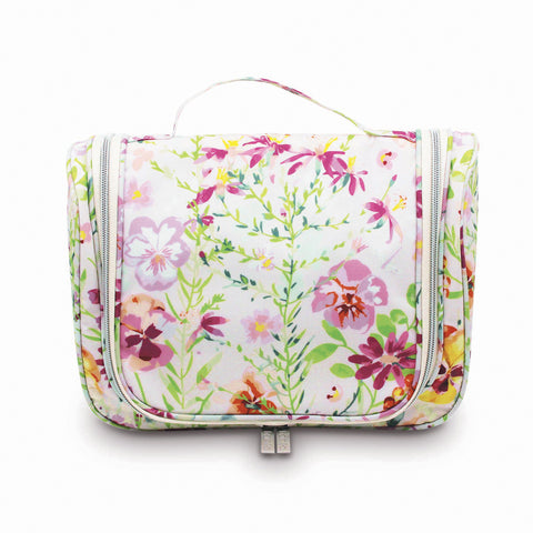 Tonic Morning Bloom Essential Hanging Cosmetic Bag