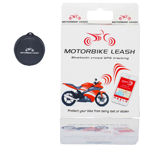Motorbike Leash GPS/ Bluetooth Motorbike Tracker