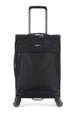Antler Oxygen Cabin/Carry On 56cm Black Softcase