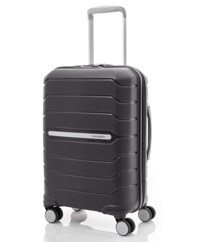 Samsonite Octolite Cabin/Carry On 55cm Black Suitcase