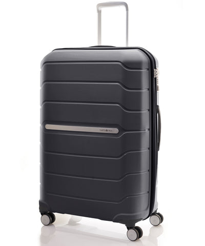 Samsonite Octolite Large 75cm Black Suitcase