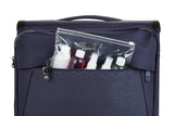 Antler Oxygen Medium 68cm And Cabin/Carry On 56cm Blue Set