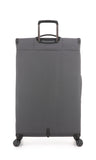 Antler Portland Expandable Large 81cm Charcoal Suitcase