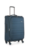 Antler Portland Expandable Medium 69cm Navy Suitcase