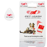 Pet Leash GPS/ Bluetooth Pet Tracker