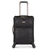 Antler Titus Cabin/Carry On 56cm Black Hybrid Suitcase