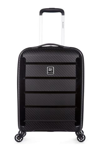 Revelation Tobago Cabin/Carry On 56cm Black Suitcase
