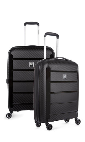 Revelation Tobago Medium 66cm And Cabin/Carry On 56cm Black Set