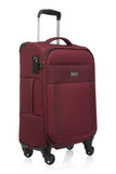 Antler Translite Cabin/Carry on 56cm Burgundy Soft Suitcase