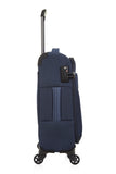 Antler Translite Cabin/Carry on 56cm Blue Soft Suitcase