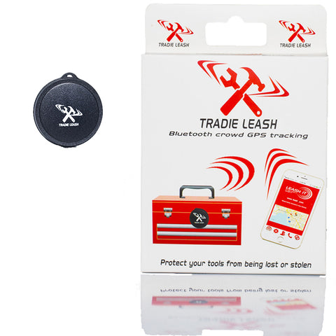 Tradie Leash GPS/ Bluetooth Tradie Tracker