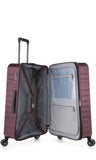 Antler Viva Aubergine Expandable Hard Suitcase Set