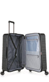 Antler Viva Charcoal Expandable Hard Suitcase Set