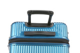Viva 67.5cm Medium Teal Expandable Hard Suitcase