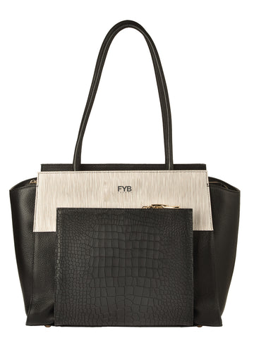 Antler FYB London SMART Executive City Handbag Black