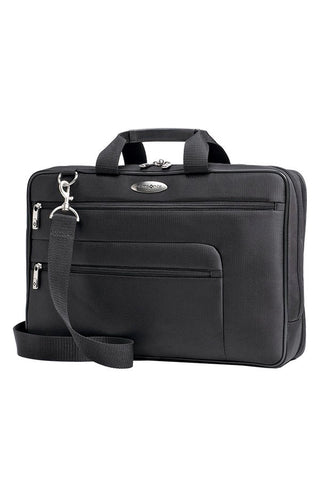 "Samsonite Portfolio 17"" Laptop SPL Black Case"