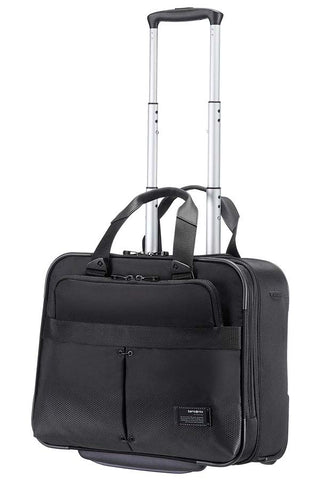 Samsonite City Vibe Rolling Tote Black