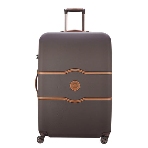 Delsey Chatelet Air Large 82cm Chocolate Suitcase