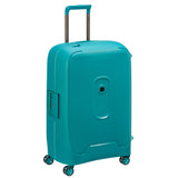 Delsey Moncey Medium 76cm Meridan Green Hard Suitcase