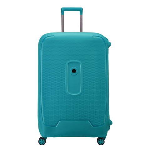 Delsey Moncey Large 82cm Meridan Green Hard Suitcase