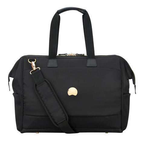 Delsey Montrouge Tote Reporter Bag 50cm Black