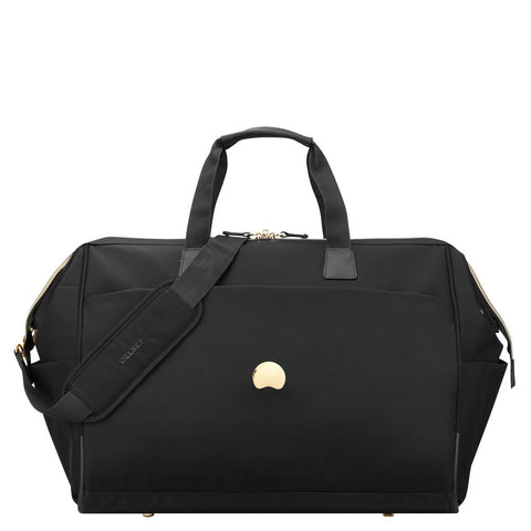 Delsey Montrouge Cabin Duffle Bag 55cm Black