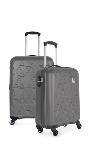 Revelation Echo Max Medium 67cm And Cabin/Carry On 56cm Charcoal Set