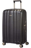 Samsonite Lite-Cube spinner 76cm Medium Graphite suitcase