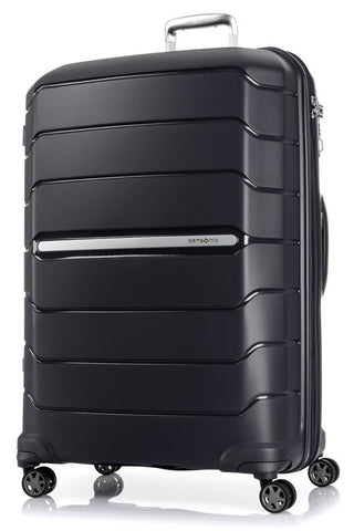Samsonite Oc2lite Extra Large 81cm Expandable Black Hard Suitcase