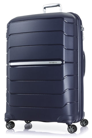 Samsonite Oc2lite Extra Large 81cm Expandable Navy Hard Suitcase