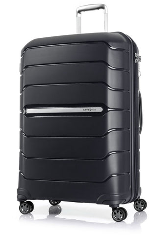 Samsonite Oc2lite Large 75cm Expandable Black Hard Suitcase