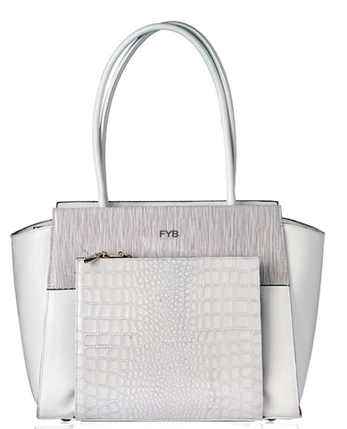 Antler FYB London SMART City Handbag White