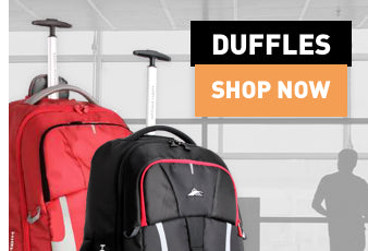 Duffles: Shop now