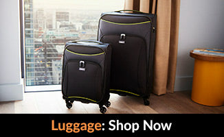 Luggage: Shop now