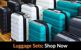 Luggage Sets: Shop now