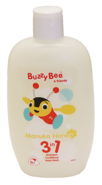 Manuka 3 in 1 Shampoo Conditioner and Body Wash