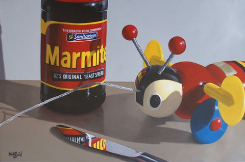 Matt Guild - Buzzy Bee and Marmite