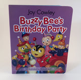 Buzzy Bee's birthday party - board book