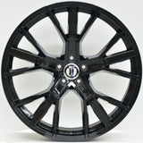 ARROW 22x9.5 ET30 BLACK