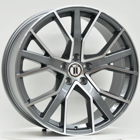 ARROW 20x9 ET30 5/112 Grey Machined