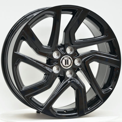 CLAW-2 22x9.5 5/120 Gloss Black