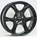 CR-8 20 Inch Staggered ET36 Gloss Black