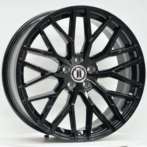 LACE 21x9.5 ET35 5/112 Gloss Black