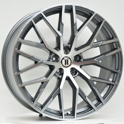 LACE 20x9 ET30 5/112 Grey Machined