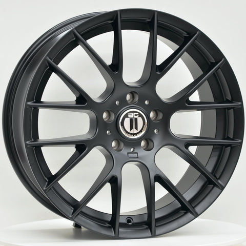 M-370 19 INCH BLK