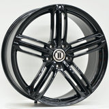 RS6 22x9.5 ET48 BLACK