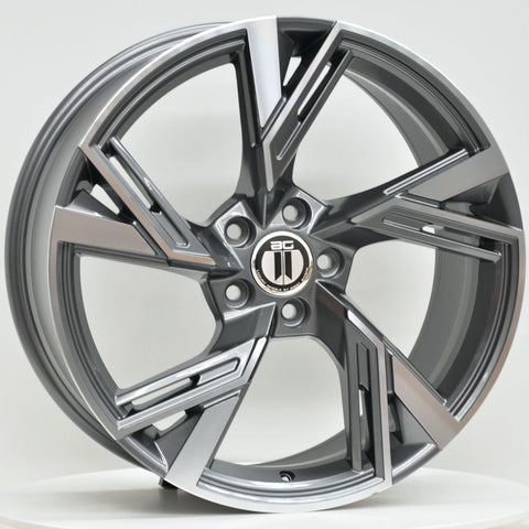 MAGNUS 20x9 ET35 5/112 Grey Machined