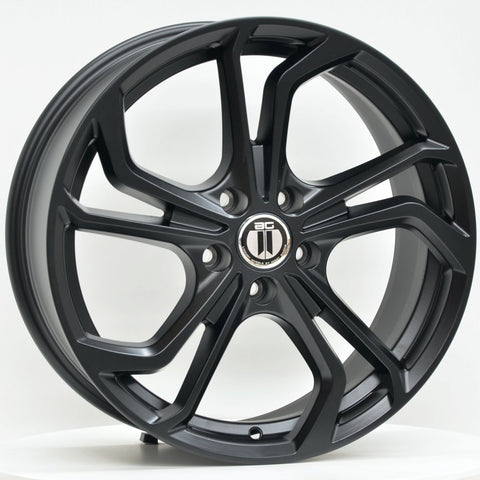 TWIST 19x8.5 ET45 BLACK